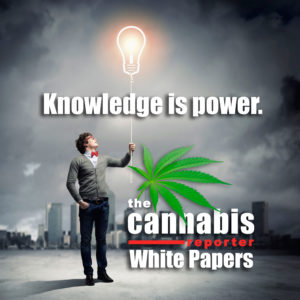 Knowledge is power, the cannabis reporter white papers
