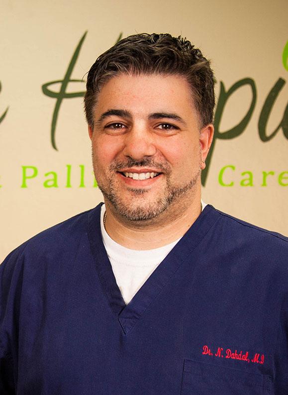 Dr. Nezer Dadahl, M.D.