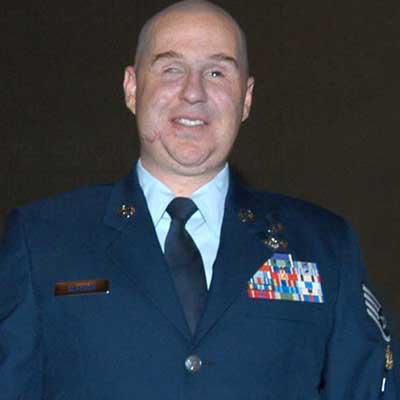 Matthew Slaydon, Gulf War Veteran