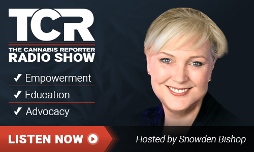 The Cannabis Reporter Radio Show with Snowden Bishop