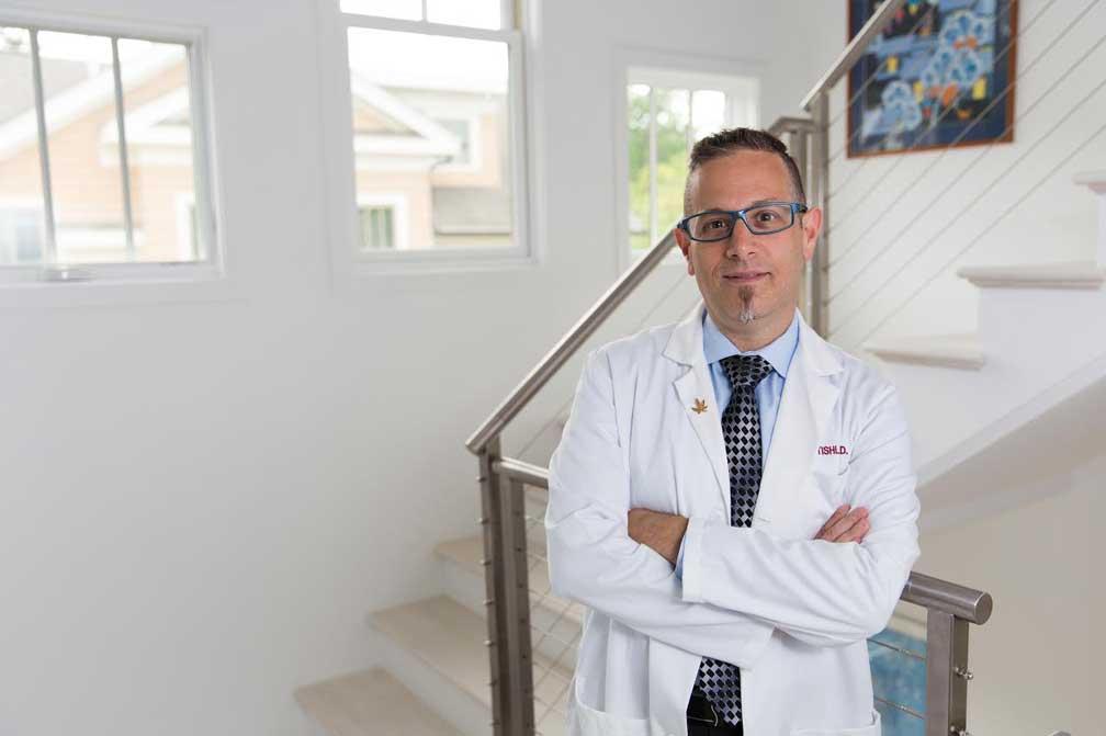 Dr Jordan Tishler