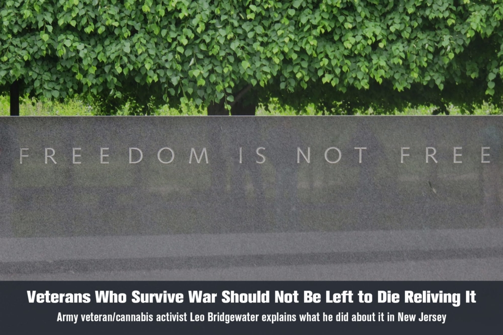 Veterans Who Survive War Should Not Be Left to Die Reliving It