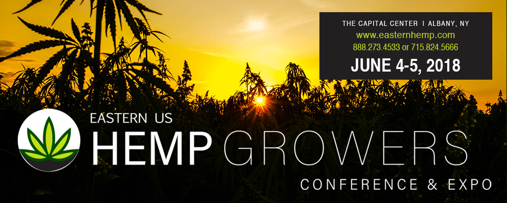 Eastern Hemp Growers Conference & Expo