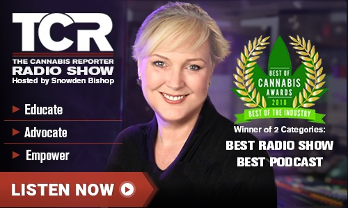 The Cannabis Reporter Radio Show
