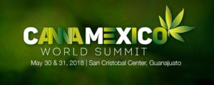 CannaMexico World Summit May 30-31 at San Cristobal Center, Guanajuato, Mexico