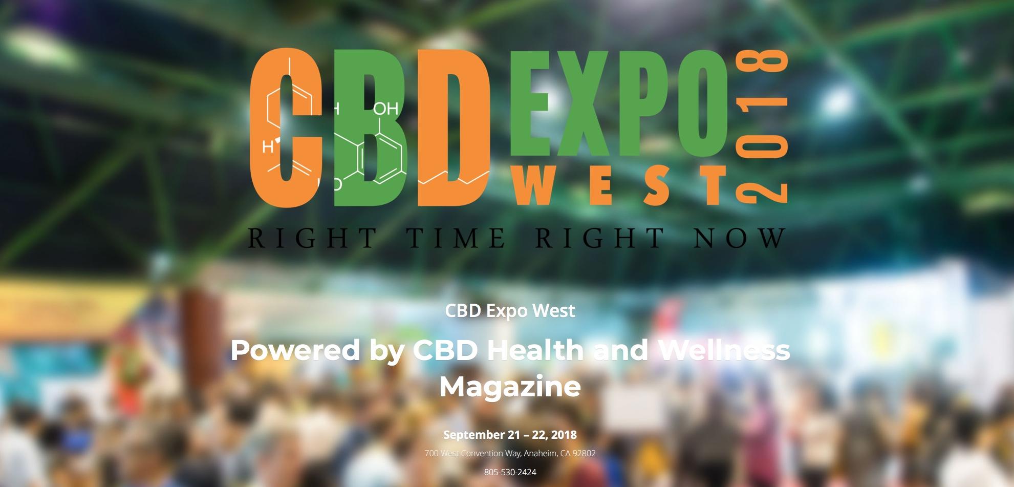CBD Expo West 2018