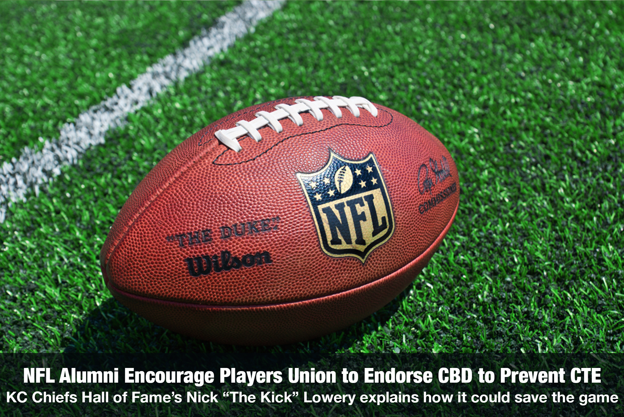 NFL Alumni Encourage Players Union to Endorse CBD to Prevent CTE with K.C. Chiefs' Hall of Famer Nick Lowery on The Cannabis Reporter Radio Show hosted by Snowden Bishop