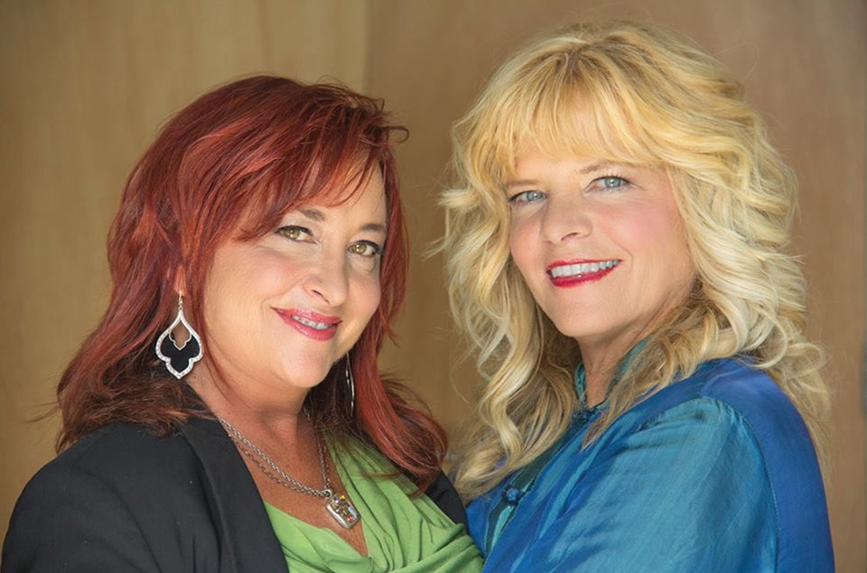 Wendy Robbins and Karen Paull, producers of The Marijuana Show on The Cannabis Reporter Radio Show hosted by Snowden Bishop