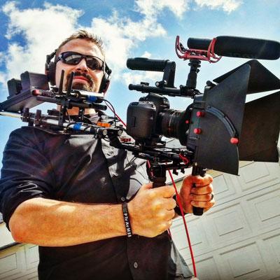 Filmmaker Korey Rowe