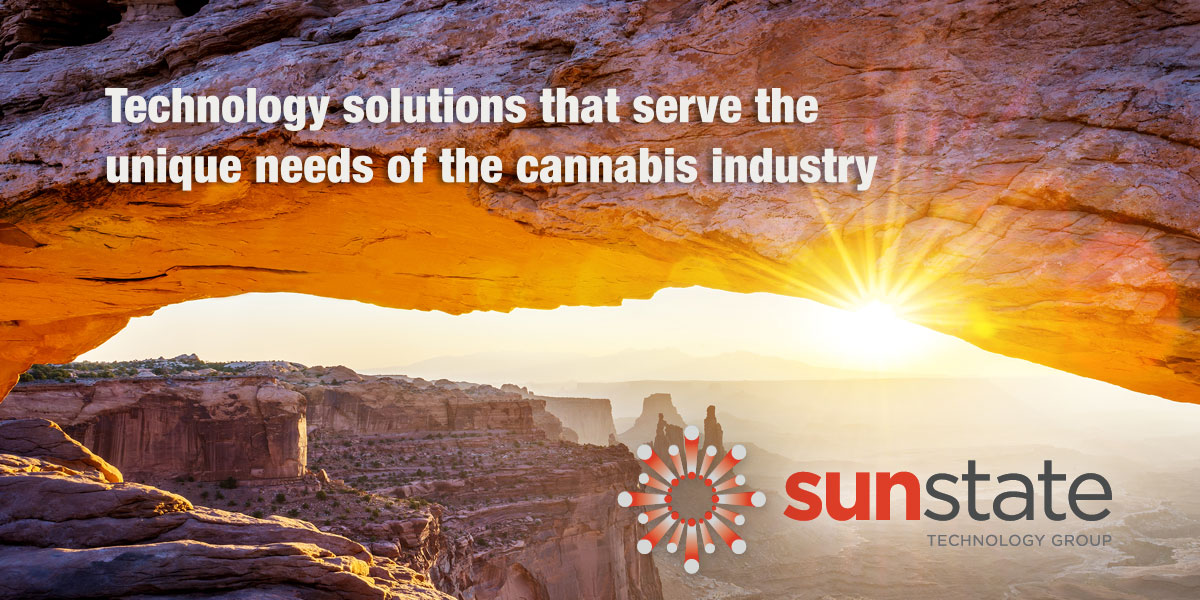 Technology solutions that serve the unique needs of the cannabis industry -- Sunstate Technology Group