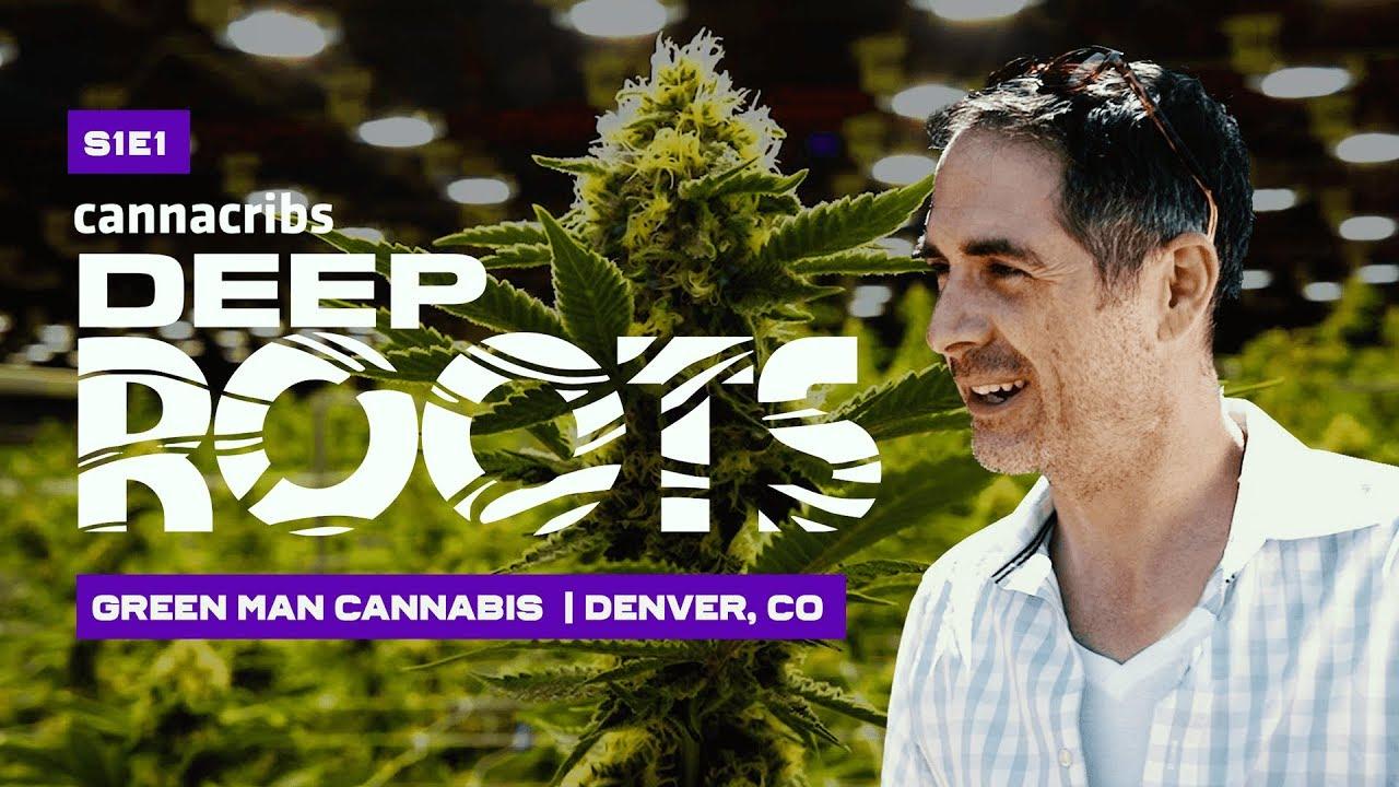 Cannacribs Deep Roots America's First Pot Cafe - Deep Roots at Green Man Cannabis