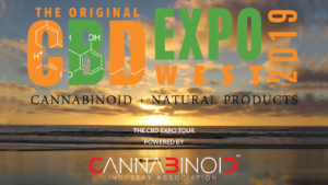 CBD Expo WEST 2019 in San Diego marks the finale of the CBD Expo Tour this year. The conference bridges two industries: cannabinoids and natural products.