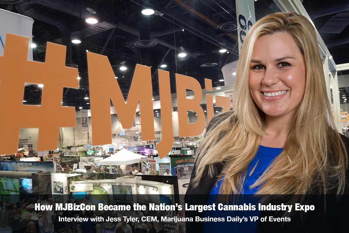 How MJBizCon Became the Nation's Largest Cannabis Industry Expo on The Cannabis Reporter Radio Show hosted by Snowden Bishop